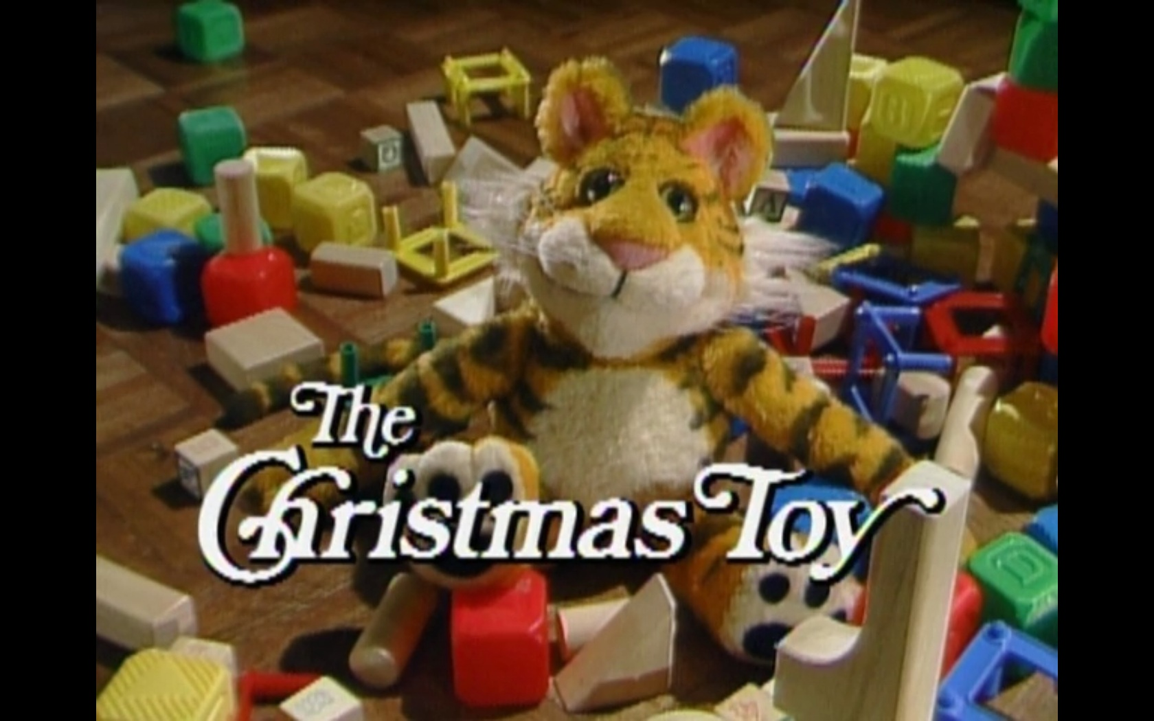 """Jim Henson\'s """"The Christmas Toy"""" 