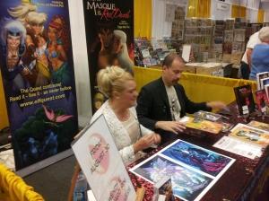 Wendy & Richard Pini