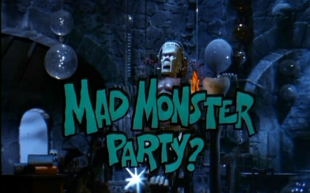 mad monster party 1